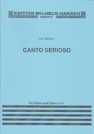 CANTO SERIOSO
