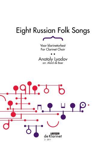 EIGHT RUSSIAN FOLK SONGS