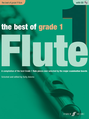 THE BEST OF GRADE 1 FLUTE + CD