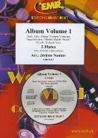 ALBUM FOR FLUTE DUET Volume 1 + CD