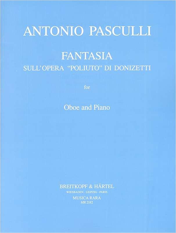 FANTASIA on 'Poliuto' by Donizetti