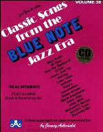 CLASSIC SONGS FROM THE BLUE NOTE ERA Volume 38 + CD
