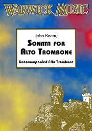 SONATA FOR ALTO TROMBONE