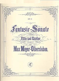 FANTASIE-SONATA Op.17