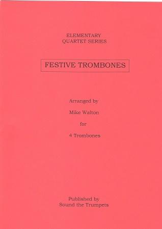 FESTIVE TROMBONES (score & parts)