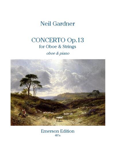CONCERTO for Oboe & Strings Op.13