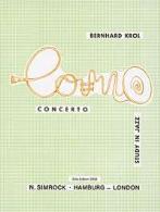 CORNO CONCERTO 'Study in Jazz' Op.29