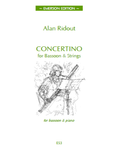 CONCERTINO for Bassoon & Strings