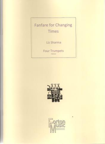 FANFARE FOR CHANGING TIMES