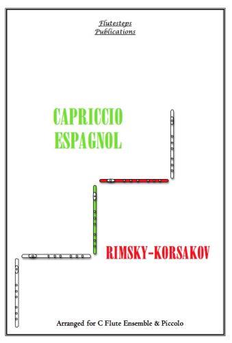 CAPRICCIO ESPAGNOL (score & parts)