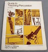 GUIDE TO TEACHING PERCUSSION