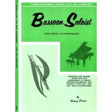 BASSOON SOLOIST Level 1