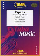 ESPANA Op.165/3 'Malaguena'