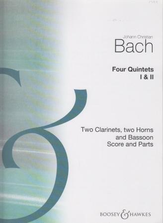 FOUR QUINTETS I & II score & parts