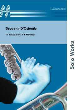 SOUVENIR D'OSTENDE (treble/bass clef)