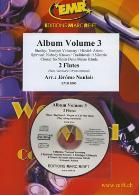 ALBUM FOR FLUTE DUET Volume 3 + CD