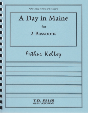A DAY IN MAINE (playing score)