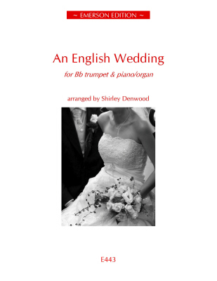 AN ENGLISH WEDDING
