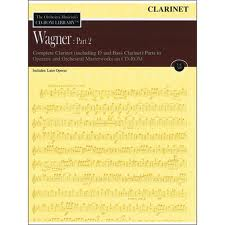 THE ORCHESTRA MUSICIAN'S CD-Rom LIBRARY Volume 12: Wagner Part 2