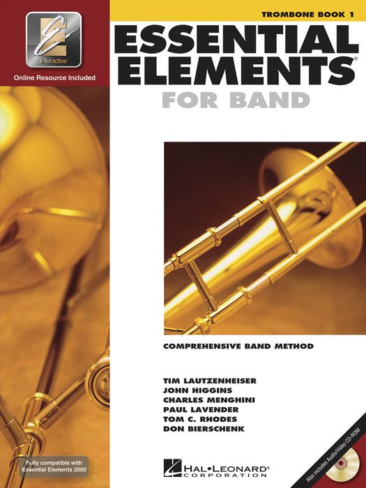 ESSENTIAL ELEMENTS Book 1 Interactive (bass clef)