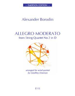 ALLEGRO MODERATO set of parts