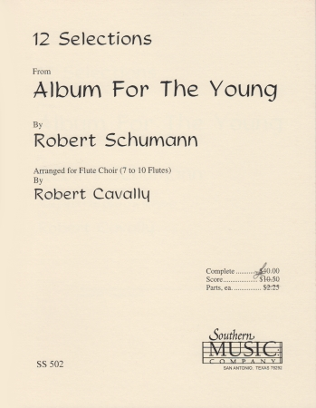12 SELECTIONS FROM ALBUM FOR THE YOUNG