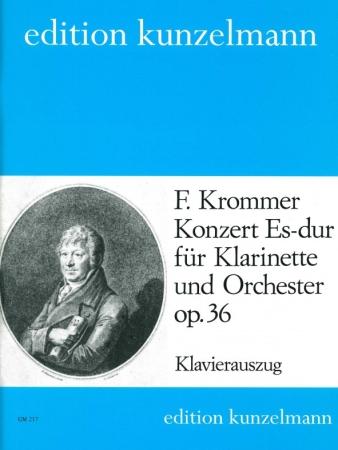 CONCERTO in Eb major Op.36