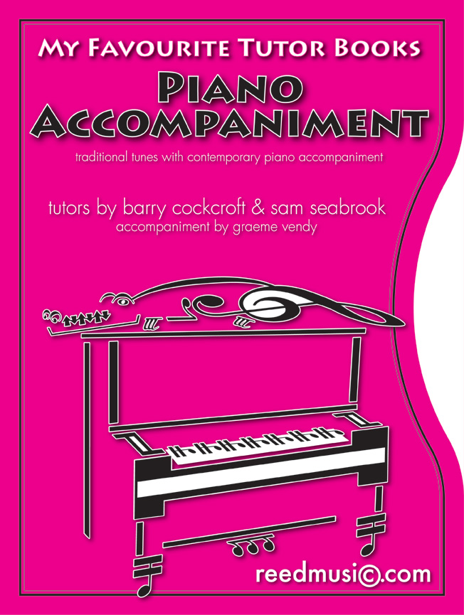 MY FAVOURITE OBOE AND FLUTE TUTOR BOOK Accompaniments