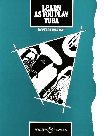 LEARN AS YOU PLAY TUBA (bass clef)