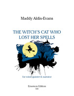 THE WITCH'S CAT WHO LOST HER SPELLS with narrator