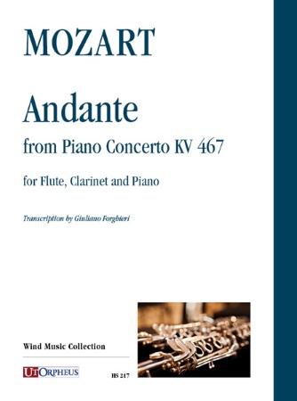 ANDANTE from Piano Concerto KV467