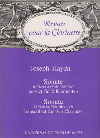 SONATA (originally for violin & viola)