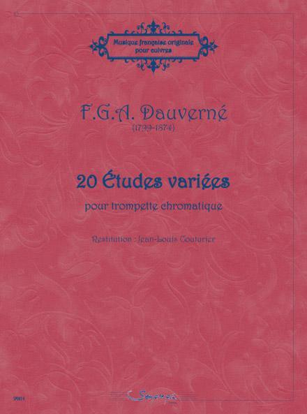 20 ETUDES VARIEES