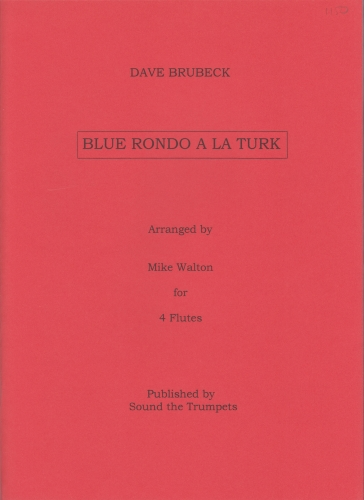 Blue Rondo A La Turk Score Parts Sheet Music Brubeck