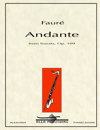 ANDANTE from Sonata Op.109
