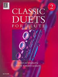 CLASSIC DUETS FOR FLUTE Volume 2