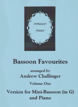 BASSOON FAVOURITES Volume 1 (for Mini-Bassoon in G)