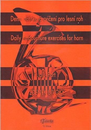 DAILY EMBOUCHURE EXERCISES Volume 1