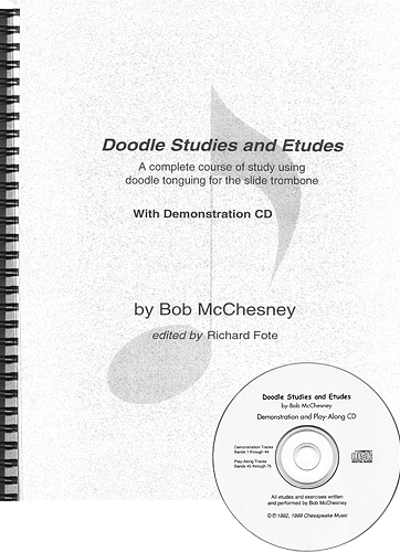 DOODLE STUDIES AND ETUDES + CD Sheet Music | Mcchesney, Bob at June