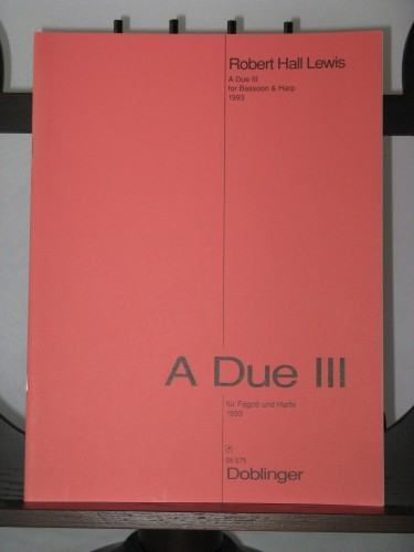 A DUE III (1993)