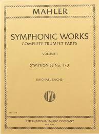 SYMPHONIC WORKS Complete Trumpet Parts Volume 1