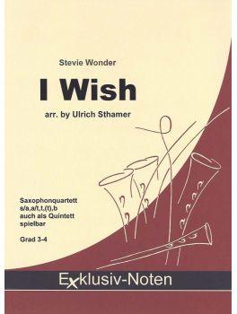 I WISH (score & parts)
