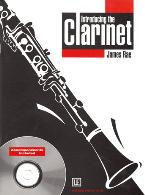 INTRODUCING THE CLARINET + CD