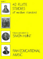 42 FLUTE STUDIES of medium standard