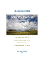 FOUR FOLKSONGS