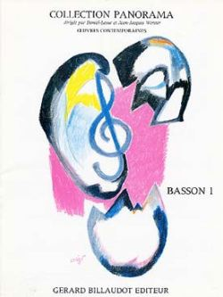 COLLECTION PANORAMA: Bassoon 1