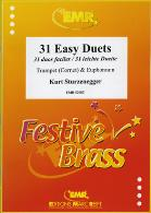 31 EASY DUETS