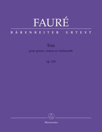 TRIO Op.120 score & parts