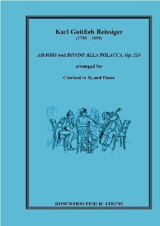 ADAGIO AND RONDO POLACCA Op.214