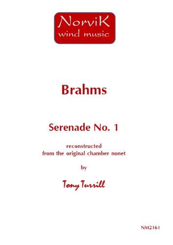 SERENADE No.1 (score & parts)